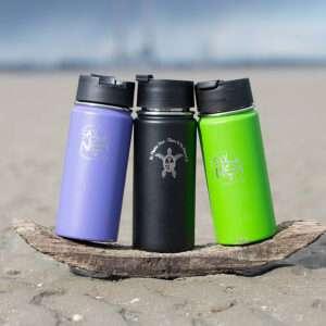 Plastic-Free Schools Eco Thermos Flask