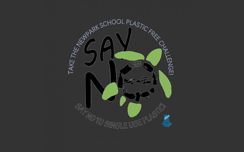 Newpark Comprehensive School bans single use plastics